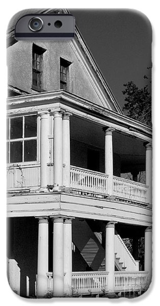Fort Bayard iPhone Cases - Remembrance of Another Time    iPhone Case by Vicki Pelham