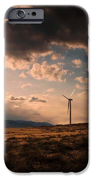 Renewable Energy iPhone Case by Dan Mihai
