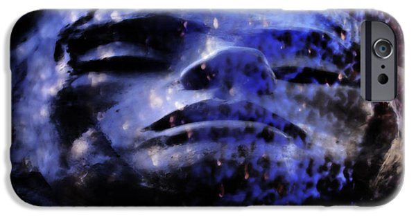 Slumber iPhone Cases - Rest iPhone Case by Angelina Vick