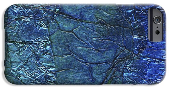 Alga Mixed Media iPhone Cases - Rhapsody of Colors 64 iPhone Case by Elisabeth Witte