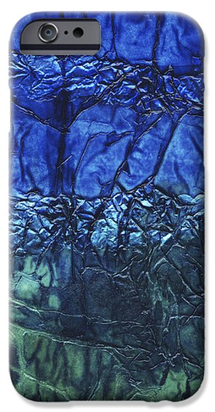 Alga Mixed Media iPhone Cases - Rhapsody of Colors 65 iPhone Case by Elisabeth Witte