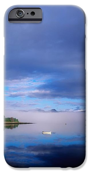 Ring Of Kerry, Dinish Island Kenmare Bay iPhone Case by The Irish Image Collection