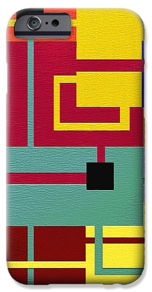 Risky iPhone Case by Ely Arsha