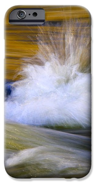 River iPhone Case by Silke Magino