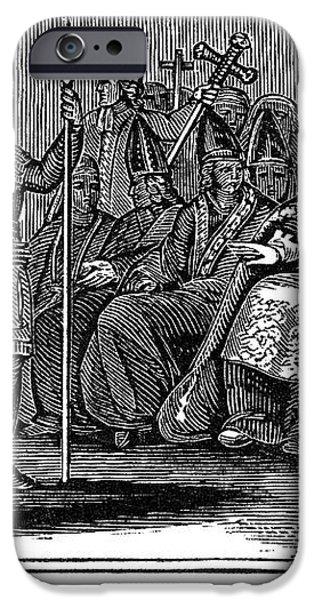 ROBERT BARNES (1495-1540) iPhone Case by Granger