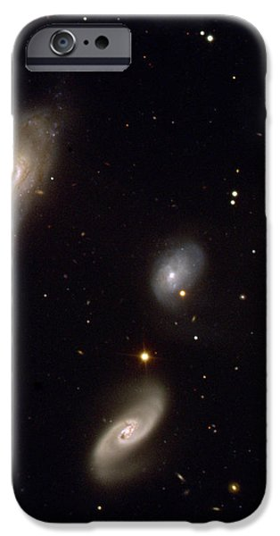Roberts Quartet iPhone Case by European Southern Observatory