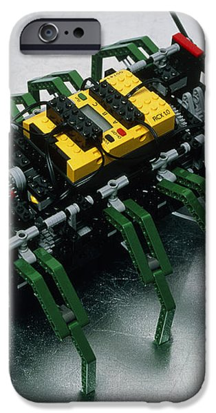 Robot Spider Constructed From Lego iPhone Case by Volker Steger