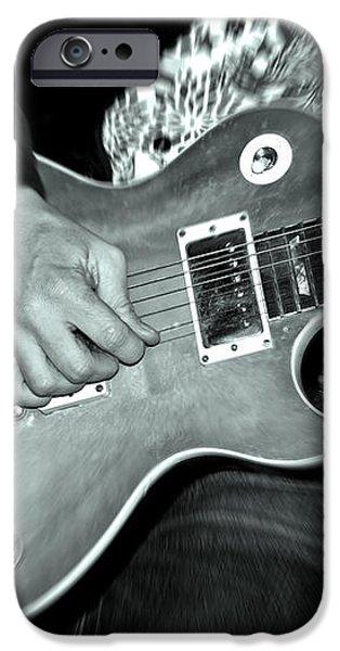 Rock On iPhone Case by Kamil Swiatek