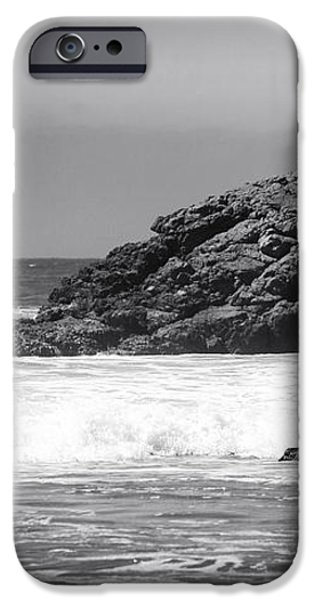 Rock Shapes iPhone Case by John Rizzuto