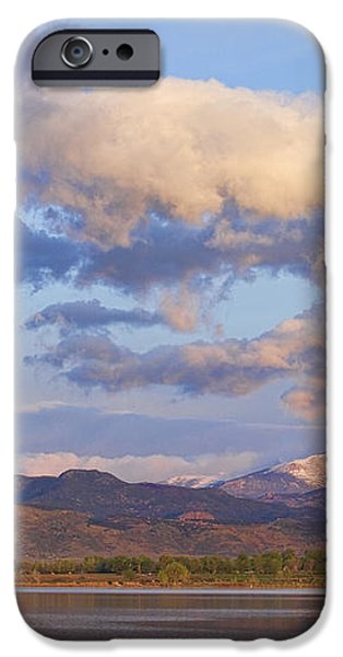Rocky Mountain Early Morning View iPhone Case by James BO  Insogna