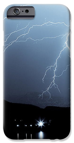 Rocky Mountain Storm  iPhone Case by James BO  Insogna
