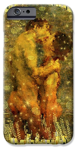 Romantic Dream iPhone Case by Kurt Van Wagner