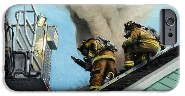 Opening iPhone Cases - Roof Is Open iPhone Case by Paul Walsh