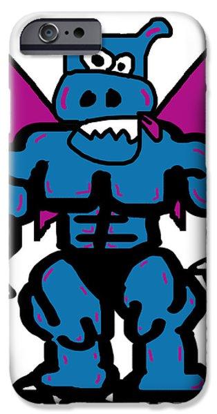 Rufus iPhone Case by Jera Sky