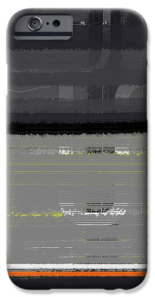 Run iPhone Case by Naxart Studio