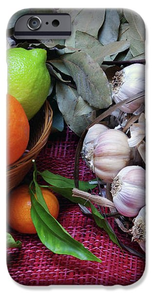 Rustic Still-life iPhone Case by Carlos Caetano