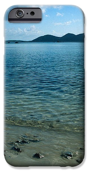 Sailing Away 2 iPhone Case by Kathy Yates