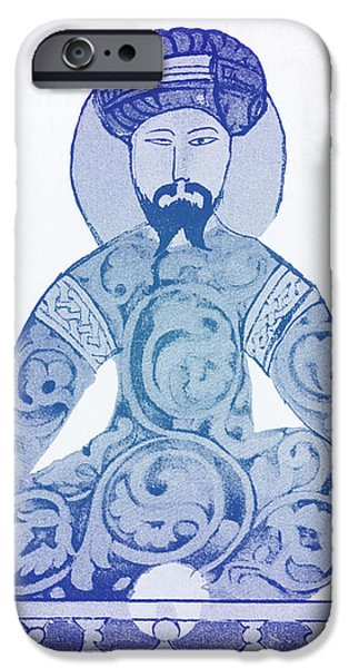 Saladin, Sultan Of Egypt And Syria iPhone Case by Science Source