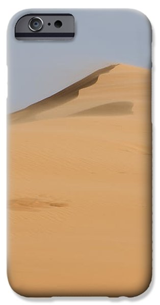 Sand Dune iPhone Case by Heather Applegate