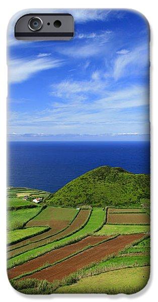 Sao Miguel - Azores islands iPhone Case by Gaspar Avila