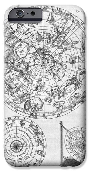 Sciathericon For Determining Time iPhone Case by Middle Temple Library