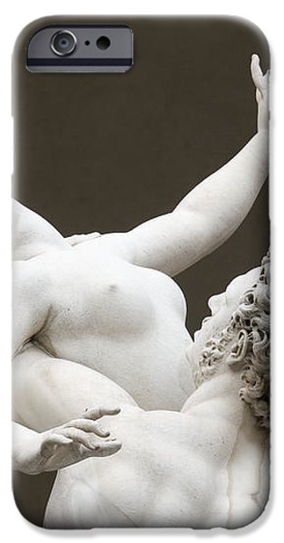 Sculpture iPhone Case by Jeremy Woodhouse