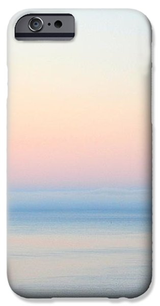 Sea fog iPhone Case by Sonya Kanelstrand