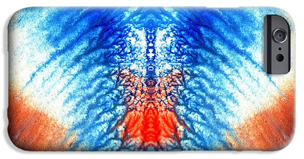 Surrealism Digital iPhone Cases - Seas And Shores iPhone Case by Sumit Mehndiratta