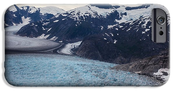 Norway iPhone Cases - Seas of Ice iPhone Case by Mike Reid