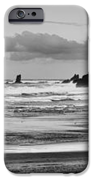 Seaside by the Ocean iPhone Case by James Heckt