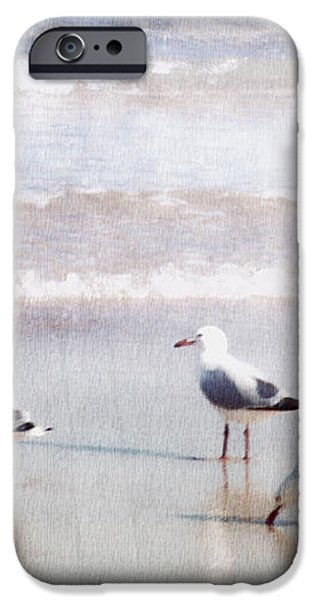 Seaspray iPhone Case by Holly Kempe