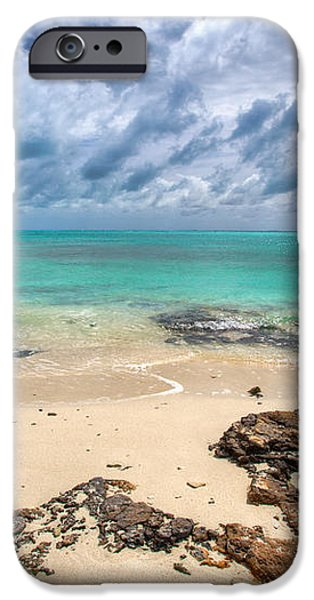 Secret of West Harbour iPhone Case by Chad Dutson