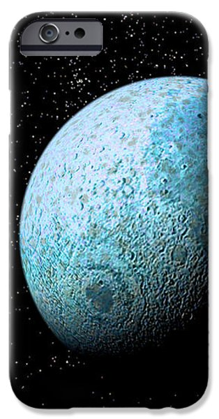 Sedna, Kuiper Belt Object iPhone Case by Christian Darkin