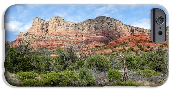 Sedona iPhone Cases - Sedona iPhone Case by Lauri Novak