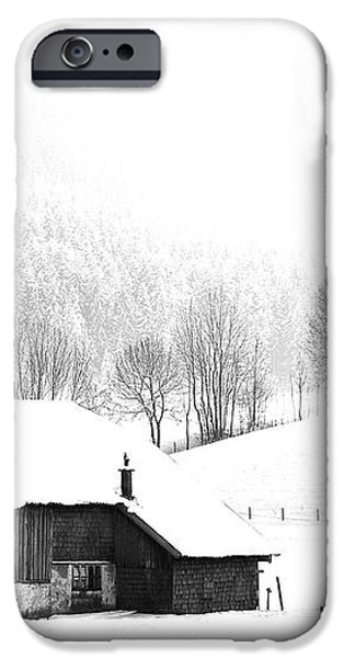 Seen Many Storms iPhone Case by Sabine Jacobs