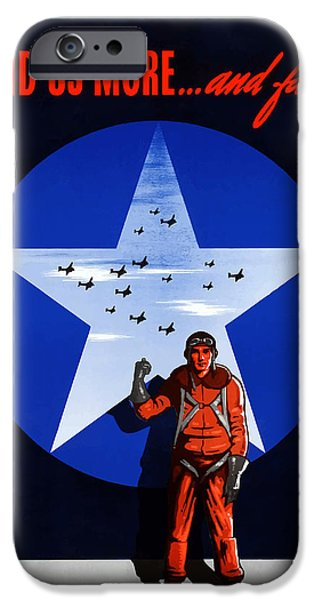 Recently Sold -  - Ww1 iPhone Cases - Send Us More and Fast  iPhone Case by War Is Hell Store