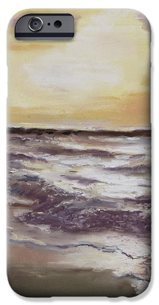 Jack Skinner Pastels iPhone Cases - Sesuit Sunset iPhone Case by Jack Skinner