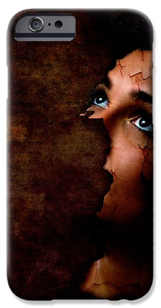 Silenced iPhone Case by Photodream Art