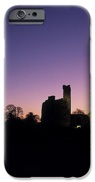 Silhouette Of St. Patricks Church And A iPhone Case by The Irish Image Collection