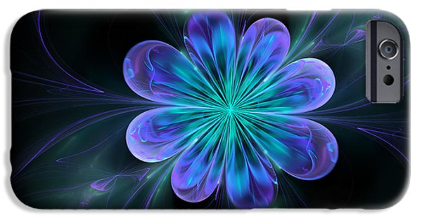 Business Digital iPhone Cases - Silk Of The Orient iPhone Case by Georgiana Romanovna