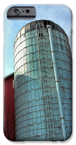 SILOS iPhone Case by Paul Ward