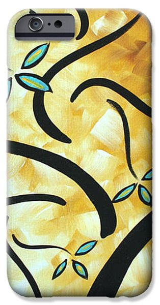Simply Glorious 2 by MADART iPhone Case by Megan Duncanson