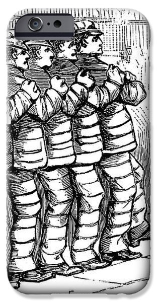 SING SING PRISON, 1878 iPhone Case by Granger