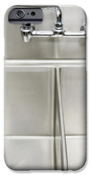Stainless Steel iPhone Cases - Sink iPhone Case by Andersen Ross