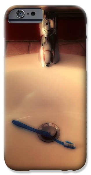 Faucet iPhone Cases - Sink iPhone Case by Joana Kruse