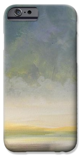 Skaket - Waiting on the Storm iPhone Case by Jacqui Hawk