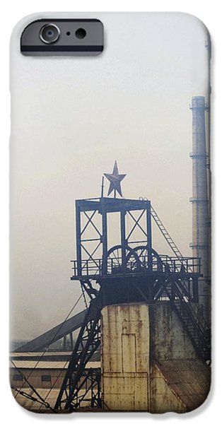 Industry iPhone Cases - Slate Mining iPhone Case by Ria Novosti