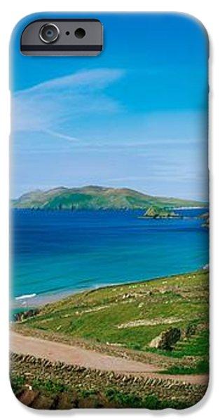 Slea Head & Blasket Islands, Dingle iPhone Case by The Irish Image Collection