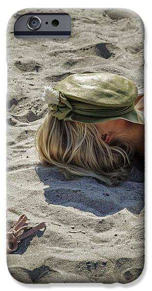 sleeping beauty iPhone Case by Joana Kruse