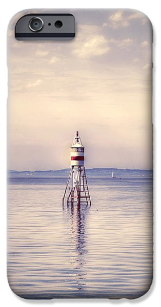 Lighthouse iPhone Cases - Small Lighthouse iPhone Case by Joana Kruse